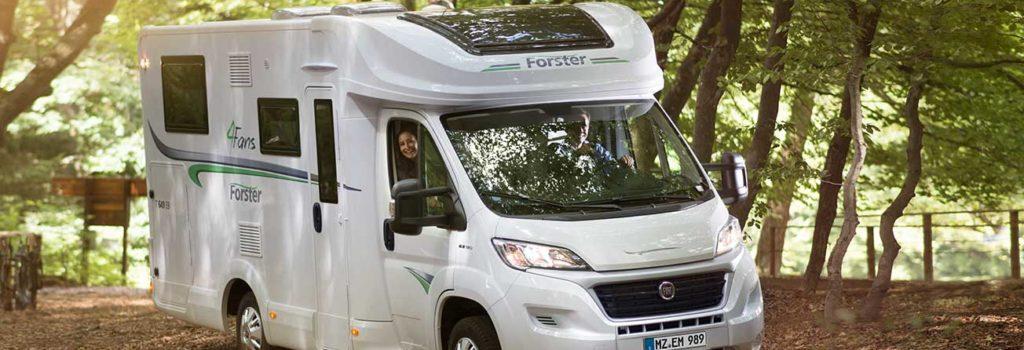 Forster 4Fans FT 649 EB Außenansicht 2