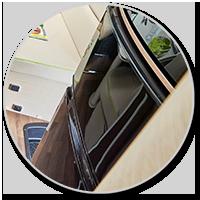 Großer Kühlschrank mit automatischer Energiewahl (grundrissabhängig)