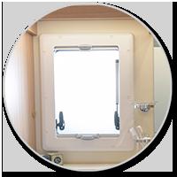 Toilettenfenster für mehr Licht und Luft (grundrissabhängig)