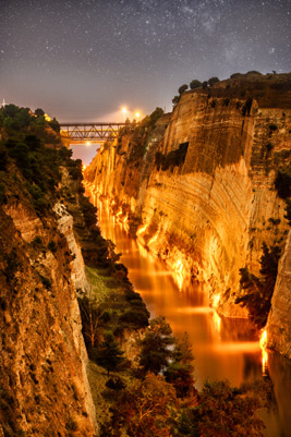 Reisebericht Griechenland Korinth