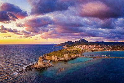 Reisebericht Griechenland Methoni
