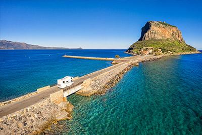 Reisebericht Griechenland Monemvasia