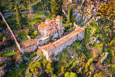 Reisebericht Griechenland Pantanassa