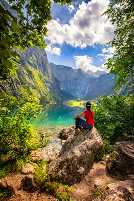 Reisebericht Österreich Obersee
